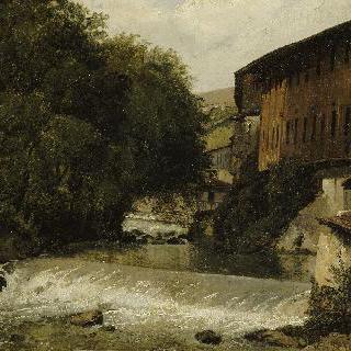 수문 : 티에르의 종이공장