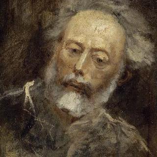 카르포의 친구이자 화가인 브뤼노 쉐리에의 초상