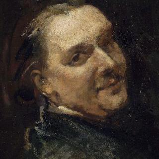 변호사이자 시인, 극작가인 장-밥티스트 푸카르의 초상 (1823-1898)
