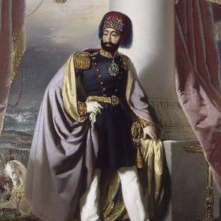 1808년 오토만의 술탄 마호메드 2세