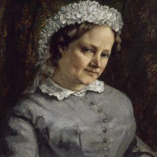 프루동 부인, 철학자 피에르-조제프 프루동의 부인
