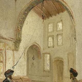 다마스의 니콜라 세카잔의 집