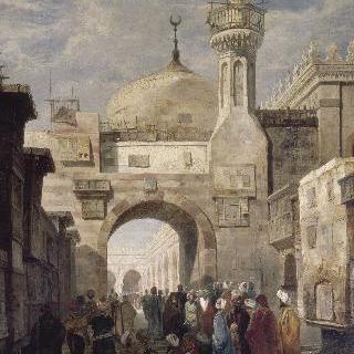 카이로의 알자르 사원