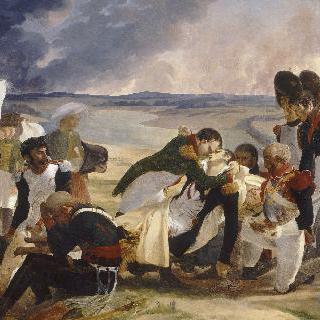 란 중위, 몽트벨로 공작의 죽음