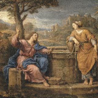 사마리아 인과 예수