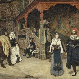 파우스트와 마르게리타의 만남 (괴테, 파우스트)