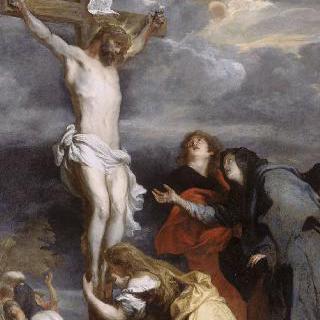 십자가에 못박힌 그리스도 (골고다 언덕)