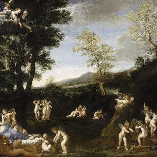 비너스와 불카누스의 휴식
