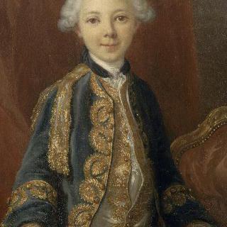 장-마리 드 부르봉-펭티에브르(1748-1755), 샤토빌랭의 공작