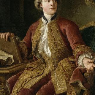 프랑수아 푸아송, 방디에르 경, 마리니의 후작 (1727-1781)