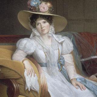 카시미르 페리에 부인의 초상