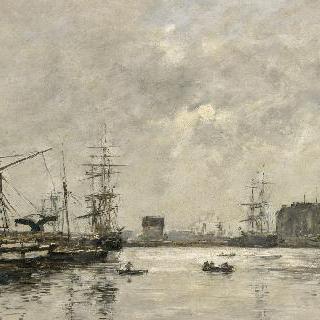 아브르의 항구, 바르 호수