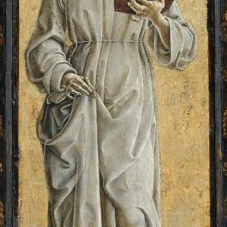 독서하는 성 안토니우스 드 파두