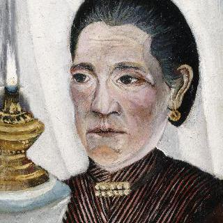 루소 부인의 두번째 초상