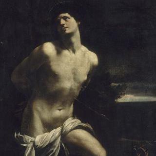 풍경 속의 순교자 성 세바스티아누스