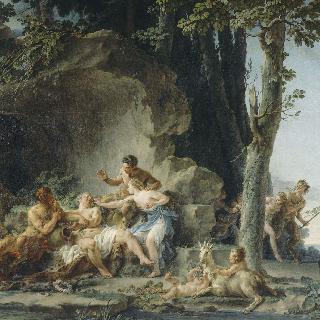 에글레와 실레누스