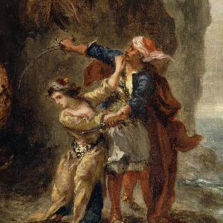 아바이도스의 약혼(바이런, 2편, 13절)