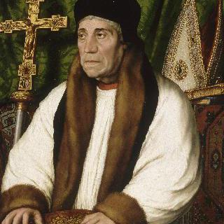 1504년, 켄터베리의 대주교 윌리엄 워함
