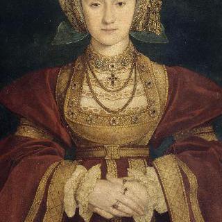 영국의 여왕, 안 드 클레브