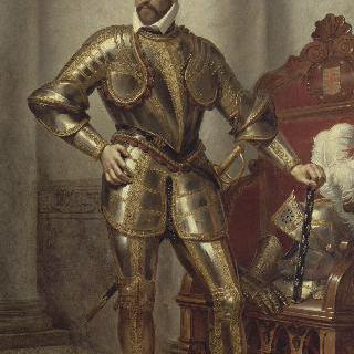 프랑수아 1세, 몽모랑시 공작, 프랑스 총사령관