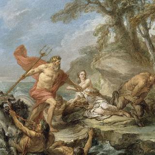 포세이돈과 아미모네