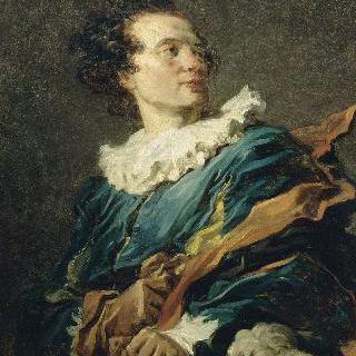 상상의 인물 : 생-농 사제(1727-1791)의 초상