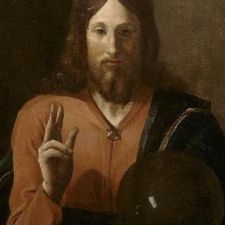 축복하는 그리스도