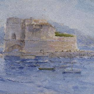 생-루이 요새와 항구 (툴롱)