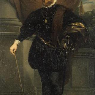 타반 영주, 프랑스 중사, 가스파르 드 솔