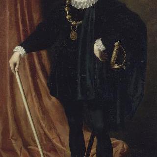 몽뤽의 영주 블래즈 드 몽테스키외-라세랑-마셍콤, 1575년 프랑스 총 사령관