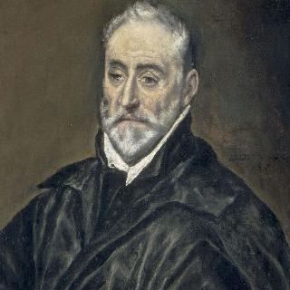 안토니오 코바루비아스의 초상