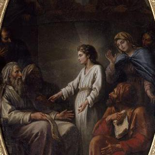 박사들 사이의 예수