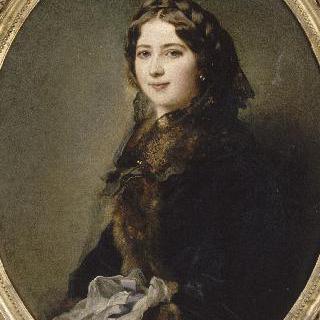 리즈 프르체츠치카 공작부인의 초상