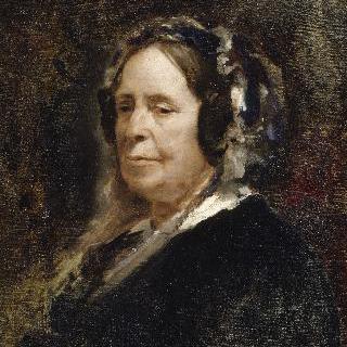 노년의 여성 초상 (나이든 여성)