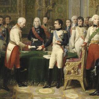 에르푸르트 회담 (1808년 9월 27일-10월 14일)