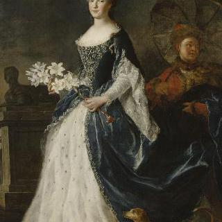 프랑스 왕비 마리 레슈친스카 (1703-1768)