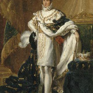 나폴리의 왕이자 훗날 에스파냐의 왕, 조제프 보나파르트