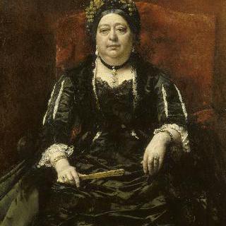 레오폴 스테른 부인의 초상