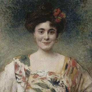 도테자크 부인의 초상
