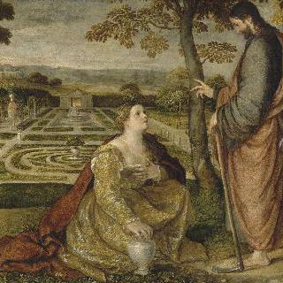봉선화 (정원의 막달라 마리아)