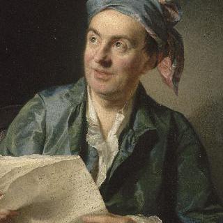편지를 들고 있는 남자, 장 프랑수아 마르몽텔