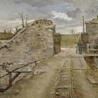 타반 요새, 베르덩의 방어