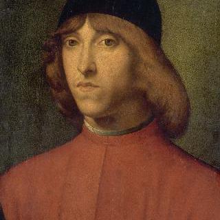 피에로 디 로렌조 드 메디치의 초상