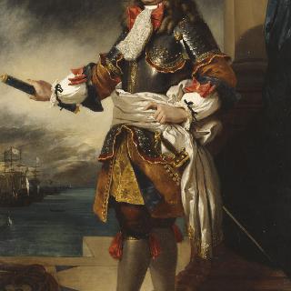 안 일라리옹 드 코스탕탱, 투르빌 백작, 프랑스 총사령관 이미지