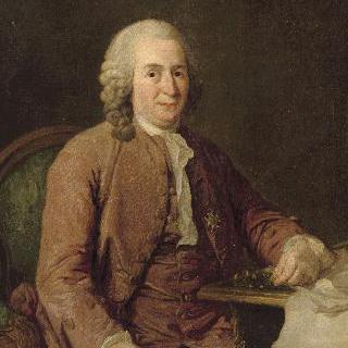 스웨덴 자연주의자 카를 본 린네 (1707-1778)