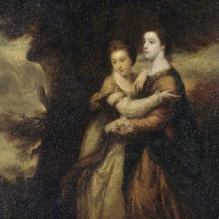 두 자매 : 엠마와 엘리자베스 크루