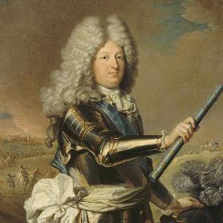 루이 드 프랑스, 황태자, 루이 14세의 아들
