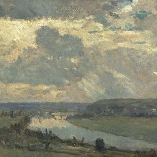 우아셀 부근 센 강 계곡