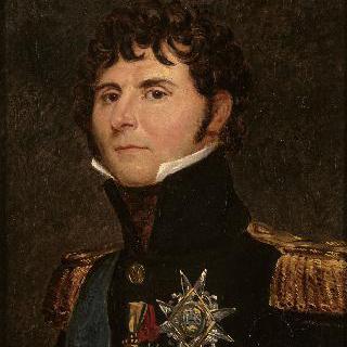 스웨덴 황실의 왕자 복장을 한 훗날 스웨덴의 왕, 샤를 장 베르나도트