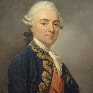 빅토르 모리스 드 리케, 카라망 백작, 기병부대 총사령관